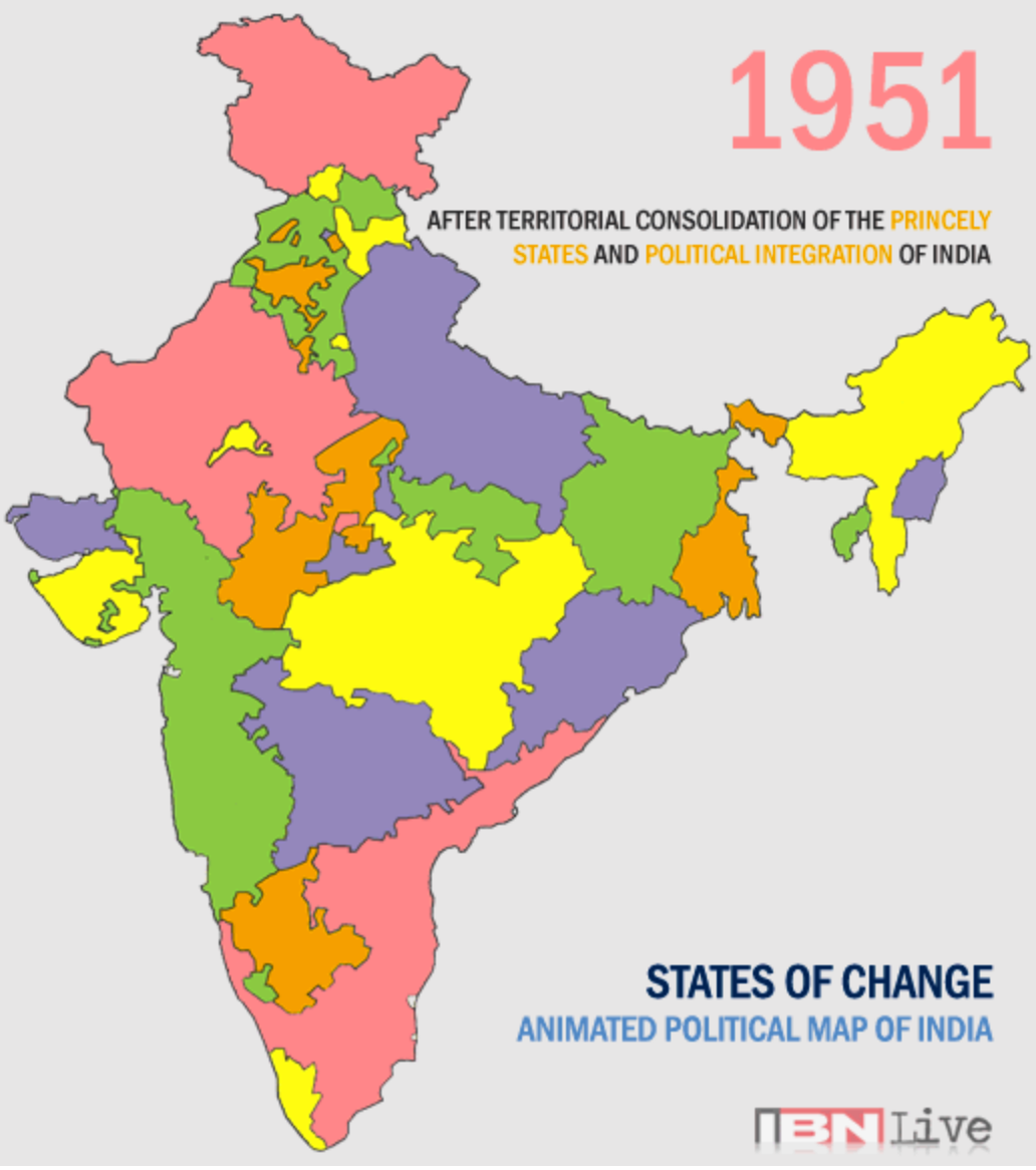 India An Idea Abnormally Perfect - Map of united provinces india